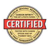 certificado canson